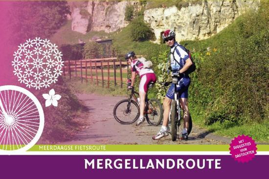 Mergellandroute in boekvorm Mergellandroute boekje